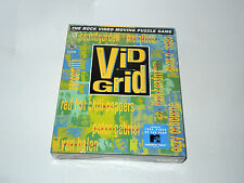 VIP GRID new factory sealed rare big box PC videogame