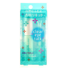 [KOJI] Eye Talk Glue Natural Double Eyelid Folds with Applicator (Clear Type)