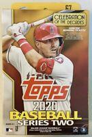 2020 Topps Series 2 Baseball Hanger Box Luis Robert ! Ssp Rookie?