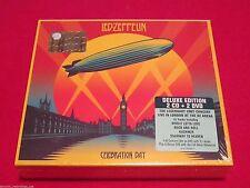 LED ZEPPELIN - CELEBRATION DAY - 2 CD + 2 DVD (PAL) - NEW SEALED