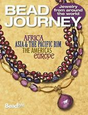 BK161f BEAD JOURNEY JEWELRY FROM AROUND THE WORLD Soft Cover New in Shrink Wrap