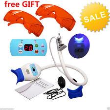 Dental Teeth Whitening LED Lamp Light Bleaching Accelerator System + 2 Goggles