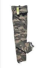 Pantalon treillis Camouflage Délavé 46