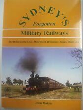 SYDNEY FORGOTTEN MILITARY RAILWAYS