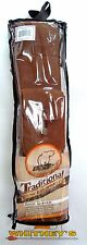 Bear Archery - Traditional Bow Equipment - Back Quiver - Brown Suede - AT9BQ