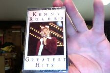 Kenny Rogers- Greatest His- new/sealed cassette tape