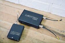 Lectrosonics Ucr211 Receptor Bloque 24 UM200C Transmisor Inalámbrico Excelente