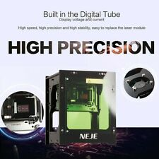 3000mw Laser Engraving Machine Diy Print Carving With Wireless App Control