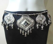 NEW KUCHI TRIBAL OXIDIZED ELEGANT CRAFTSMANSHIP HIP BELT JEWELRY  INE767C01012