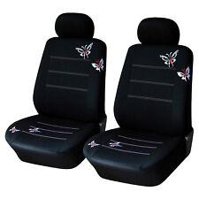 Neu Universal Autositzbezüge Sitzbezug mit Butterfly Schonbezug