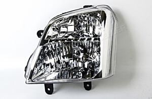 Headlight Crystal Front Lamp LEFT Fits Isuzu D-Max Holden Rodeo Denver 2002-2004