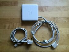 Apple Adaptador de DVI a ADC Completo + cable de alimentación Muy Buen Estado Modelo A1006