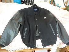 Port Authority Womens Union Pacific Varsity Jacket size Large