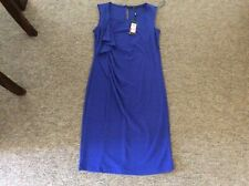 Ladies Blue Evening Dress Size 10 - New With Tags