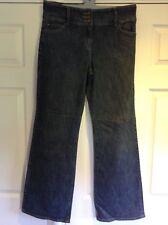 PRINCIPLES lovely blue stretch denim bootcut jeans UK 14 Long