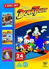 DUCKTALES - VOLUME 3 - DVD - REGION 2 UK