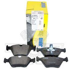 FITS BMW 525i 528i Front Brake Pads Pad Set Jurid  57 30 02J,34 11 67 61280