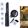 Waterproof Pinpointer Pin Pointer Probe Metal Detector Auto Positioning Holster