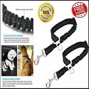 PawSafe™ Dog 2packs Seat Belt - US STOCK - FAST SHIPPING