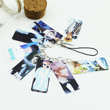 EXO LUHAN LU HAN EXODUS SING FOR YOU PVC PHONE STRAP CARD KPOP NEW
