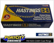 Hastings Cast Piston Ring Set Chrysler 6cyl Charger Valiant 265 HEMI RS1620