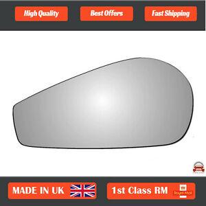 Left Side Clip On Heated Mirror Glass for Ferrari F430 2004 - 2009 0514LSHP