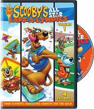 NEW DVD- Scooby-Doo V1 Scoobys All Star LAFF 'A' LYMPICS - 88min