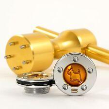 2x 5g Gold Weights + Wrench Scotty Cameron Fastback Squareback M1, Scottie Dog
