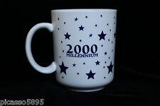 Libbey Restaurant Basics Star Millennium 2000 16oz Ceramic Coffee Mug Tea Cup