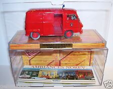 NOREV RENAULT ESTAFETTE 800 1968-1973 POMPIERS DE LYON REF 515904 1/43 IN BOX