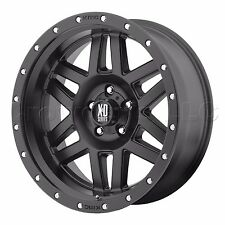 KMC XD SERIES 17 x 8.5 Xd128 Wheel Rim 5x150 Part # XD12878558700