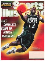 March 15, 1999 Mateen Cleaves Michigan State Spartan Regional Sports Illustrated