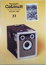 Photographica Cabinett 33 Infra Wilca Ansco Prominent Karat ZiJinShan Sharan
