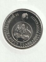 Australia 2016 : Fifty Years of Decimal Currency 20c Coin. x Mint Bag