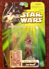 2002 Hasbro/STAR WARS-Power of the Jedi/Sneak Preview(AOTC/Episode 2):ZAM WESELL