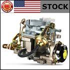 2 Barrel Carburetor Carb Bbd Carter Type Amc Jeep Wrangler Cj5 Cj7 4.2l Us Stock