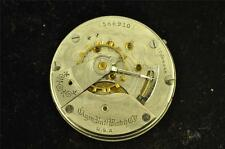 VINTAGE 18 SIZE ELGIN HUNTING CASE POCKET WATCH MOVEMENT GRADE 335 FROM 1911