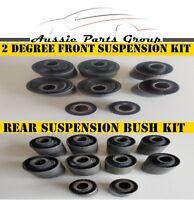 2 Degree Offset Full Suspension Bush Kit Land Cruiser 80 105 Series Front & Rear