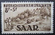 * Saarland / Saar / Saargebiet - 1949 - MiNr: 262 - ungestempelt - anschauen ! *