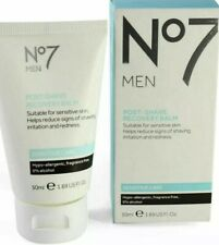 🔵No7 Men Sensitive Care Post Shave Recovery Balm 1.69 oz ⏰FAST SHIP