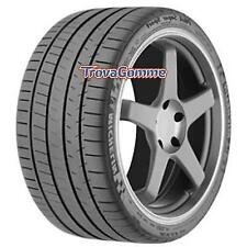 KIT 4 PZ PNEUMATICI GOMME MICHELIN PILOT SUPER SPORT EL T0 ACOUSTIC 265/35ZR21 (