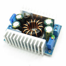 120W DC-DC Adjustable Step Up Power Supply Boost Module 10A 12V 24V 8-16V