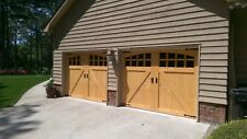 New Listing8 x 7 Spruce Wilmington Design Carriage House Sectional Overhead Garage Door