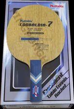 Nittaku Lonbaldia Table Tennis Blade (Super Core), ST Handle