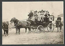 1978 PPC* ATLANTA GA ROBERT J LOWRY DRIVES HIS TALLYHO COACH IN 1891 SEE INFO