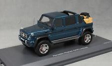 Schuco Pro.R Mercedes-Benz Maybach G650 Landaulet in Dark Blue 450900400 1/43NEW