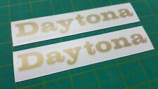 Triumph Daytona 1970-72: T100R T100T Groupe spécial/Tool Box decals stickers