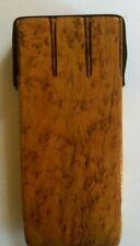 Hand Made Birdseye Maple Wood Darts Case