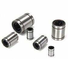 LM 3 4 5 6 8 10 12 13 16 20UU Linear Ball Bearing For 3D Printer DIY CNC [M_M_S]
