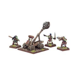 Goblin Big Rock Thrower - Mantic Games